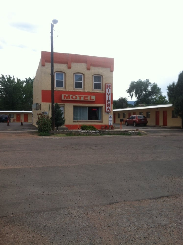 Riveria Motel: 136 Front St, Florence, CO