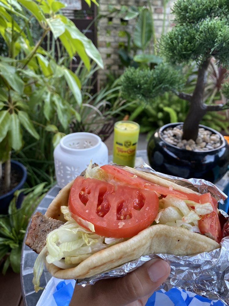 Food from Eirinis Gyros and More
