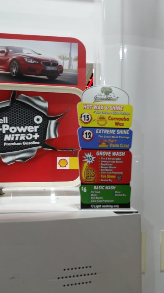 The Grove Mart And Car Wash 10 Reviews Car Wash 4221