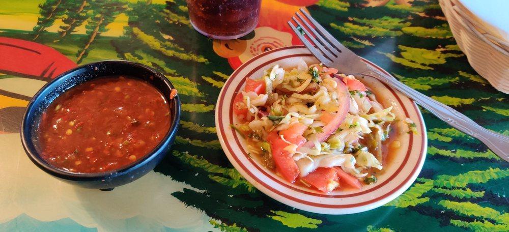 Camperos Mexican Restaurant: 301 E Main Ave, Brewster, WA