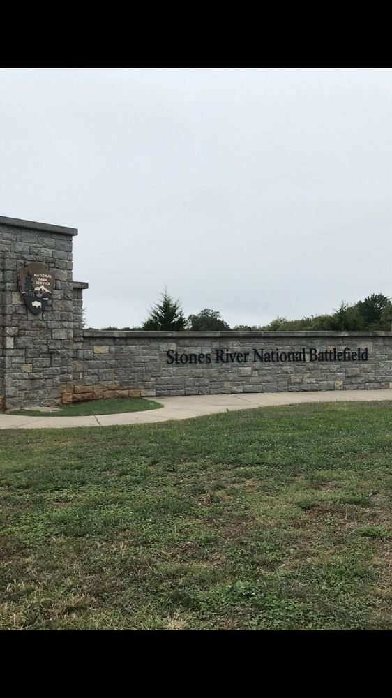 Stones River National Battlefield: 3501 Old Nashville Hwy, Murfreesboro, TN