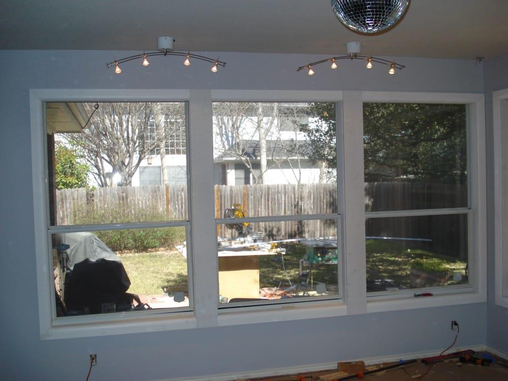 Interior Painting Window Trim Installation And Light