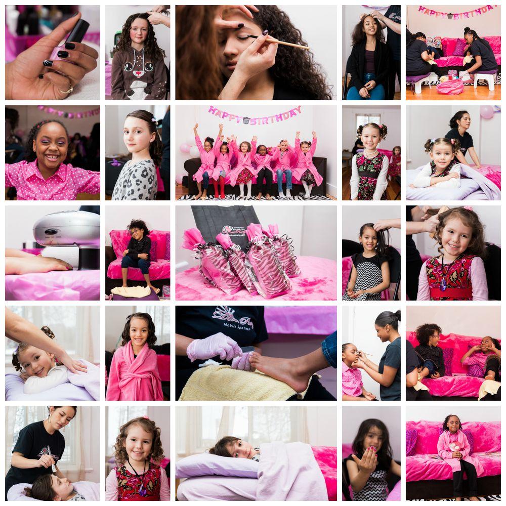 Setsuko Massage et Spa: 1078 Rue Addington, Montreal, QC