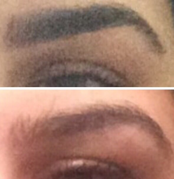 Thin Eyebrows Henna Tinting Is All Natural And A Quick Method For