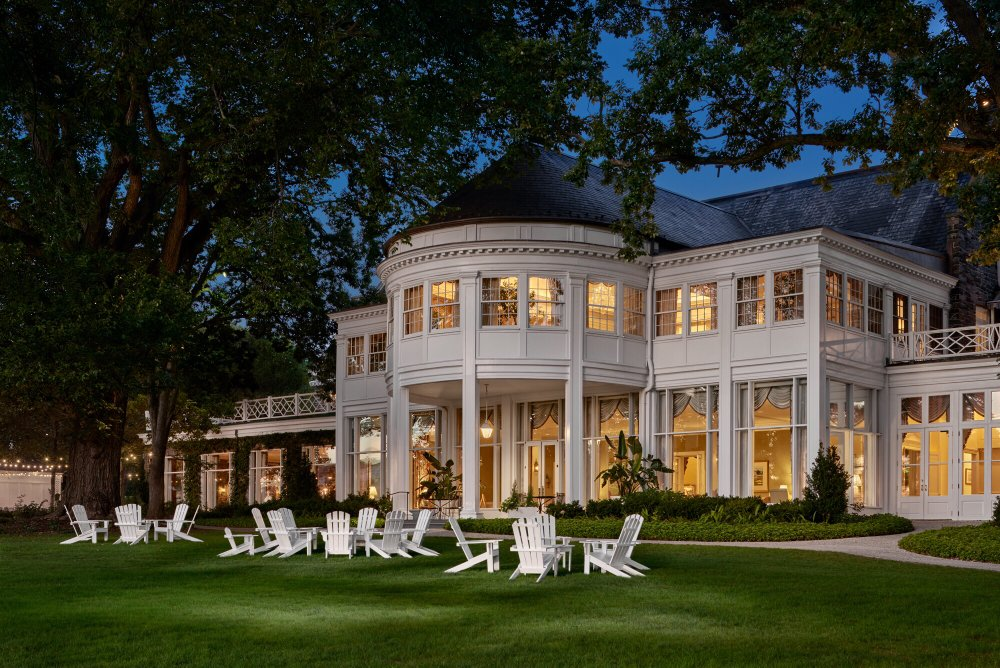 Chevy Chase Club: 6100 Connecticut Ave, Chevy Chase, MD