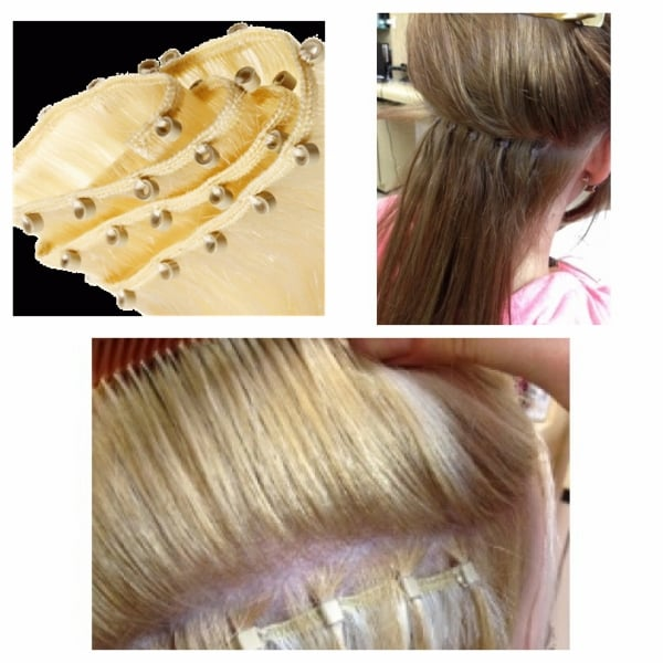 Mariomax Micro Ring Weft Locks Extensions Our Remy Hair Is Best Type