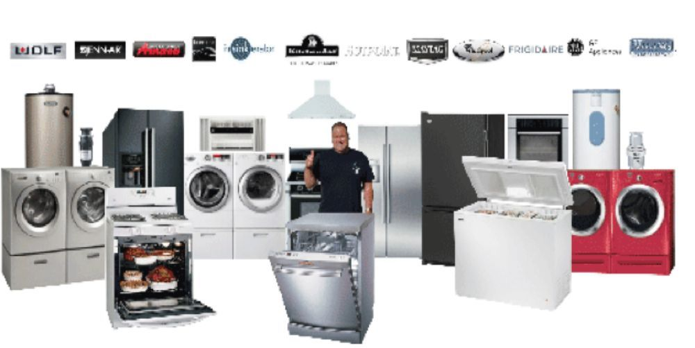 Go 2 Guys Appliance Repair