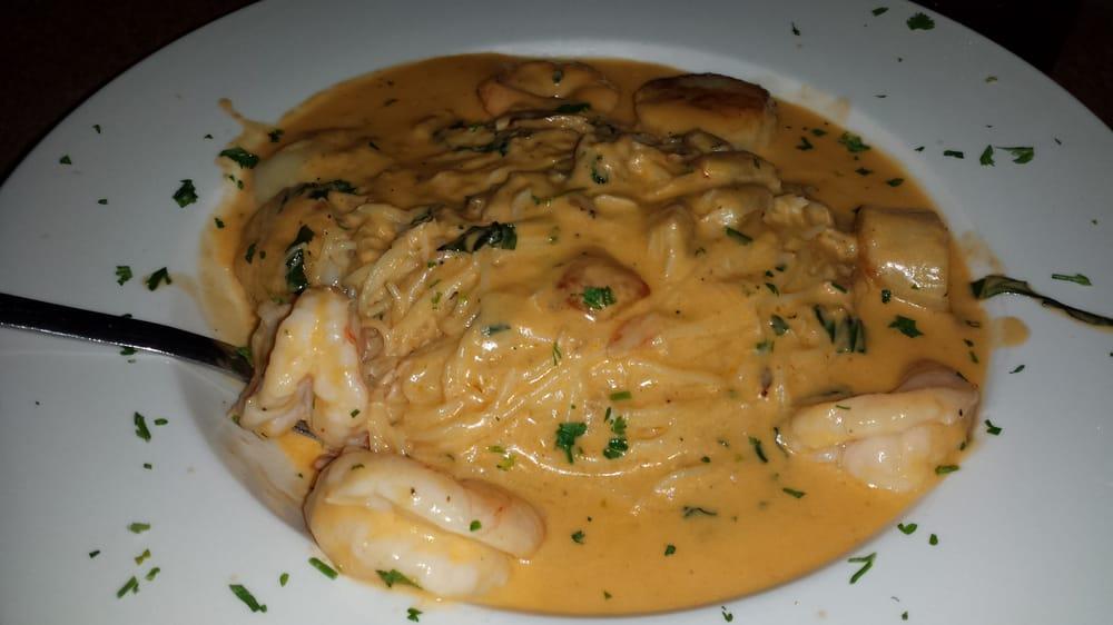 lobster cream sauce pasta