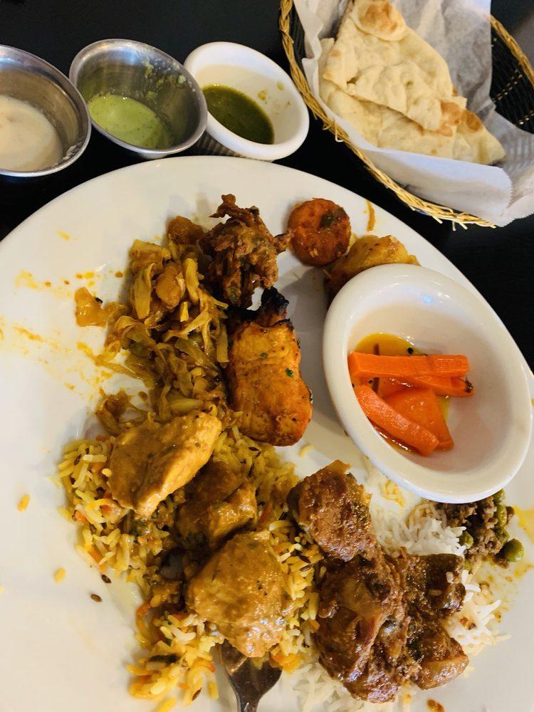 Taj Mahal Restaurant: 5221 S Broadway Ave, Tyler, TX