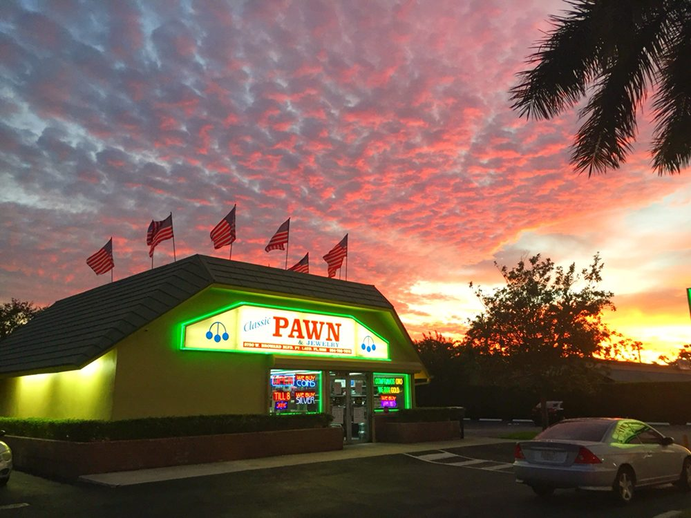 Classic Pawn & Jewelry: 2720 W Broward Blvd, Fort Lauderdale, FL