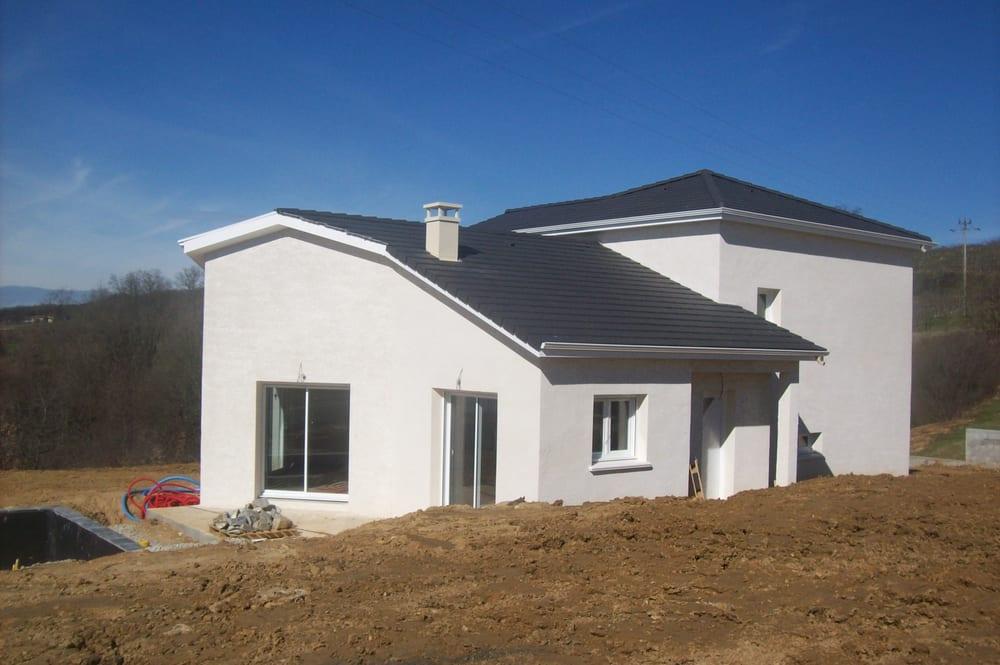 MAISON DE REVE Constructeur à Tain l\'Hermitage. maison ...