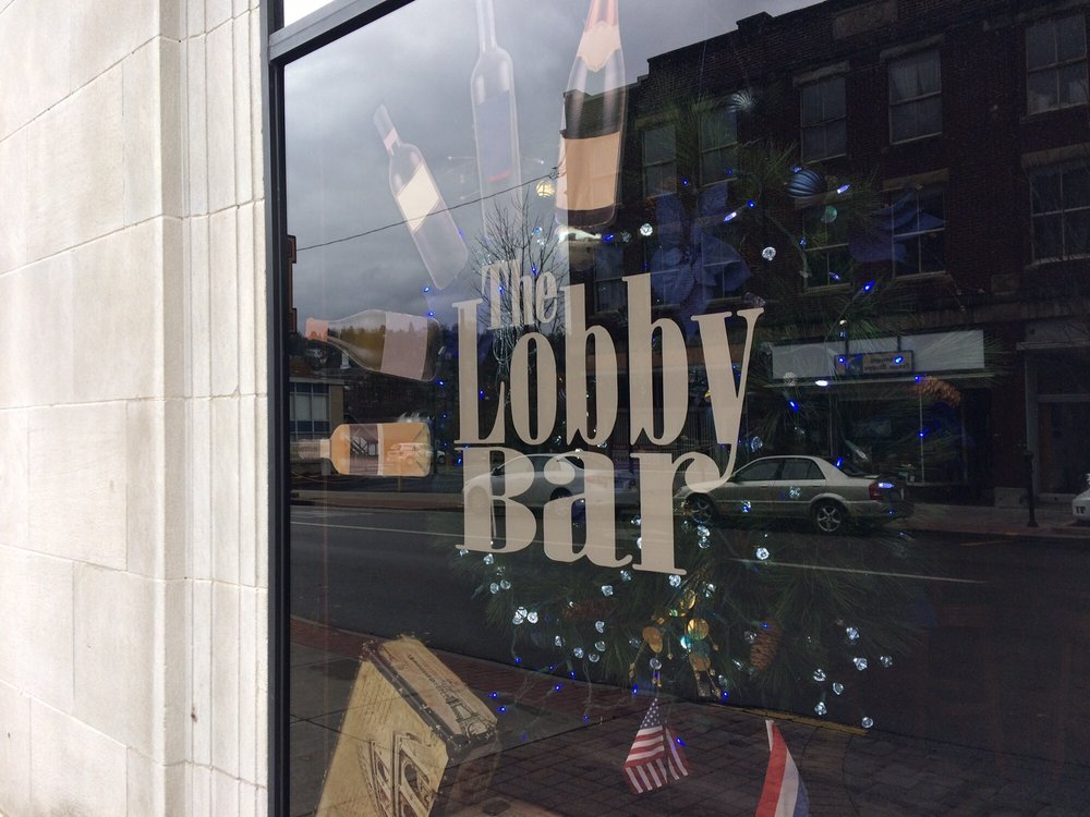 Lobby Bar: 127 High St, Morgantown, WV