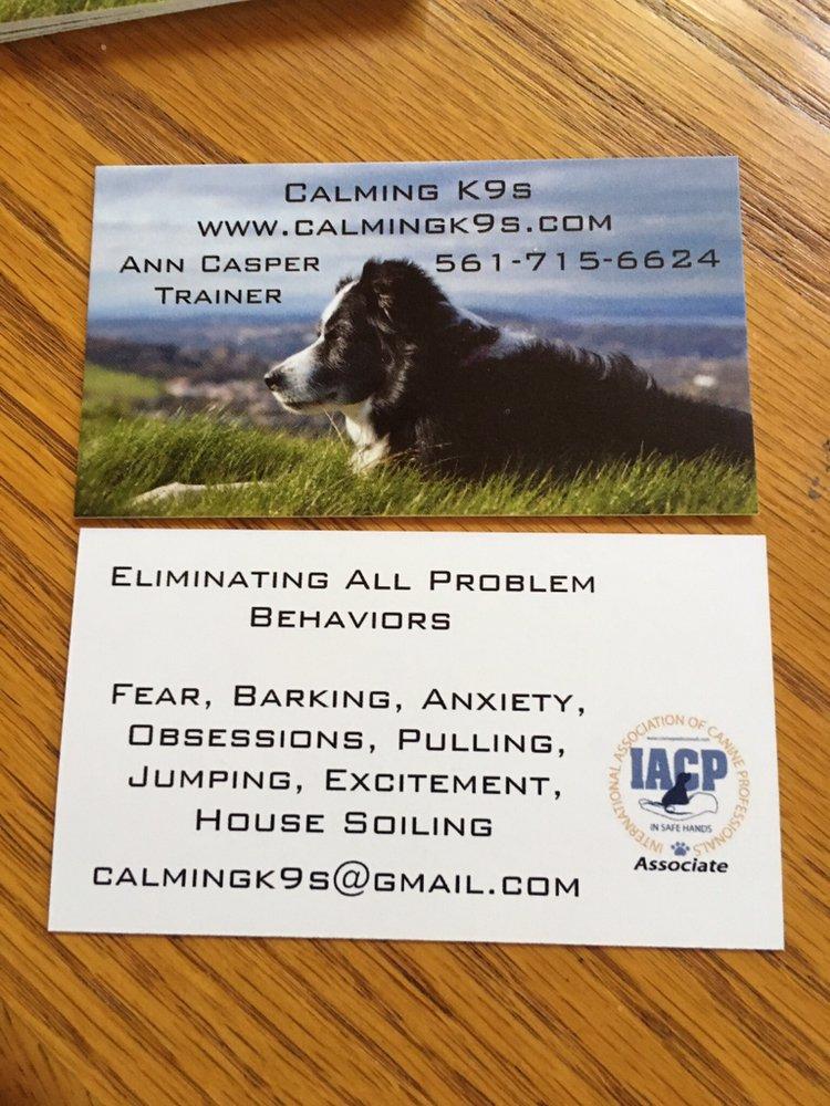 Calming K9S: 22980 Greenview Ter, Boca Raton, FL