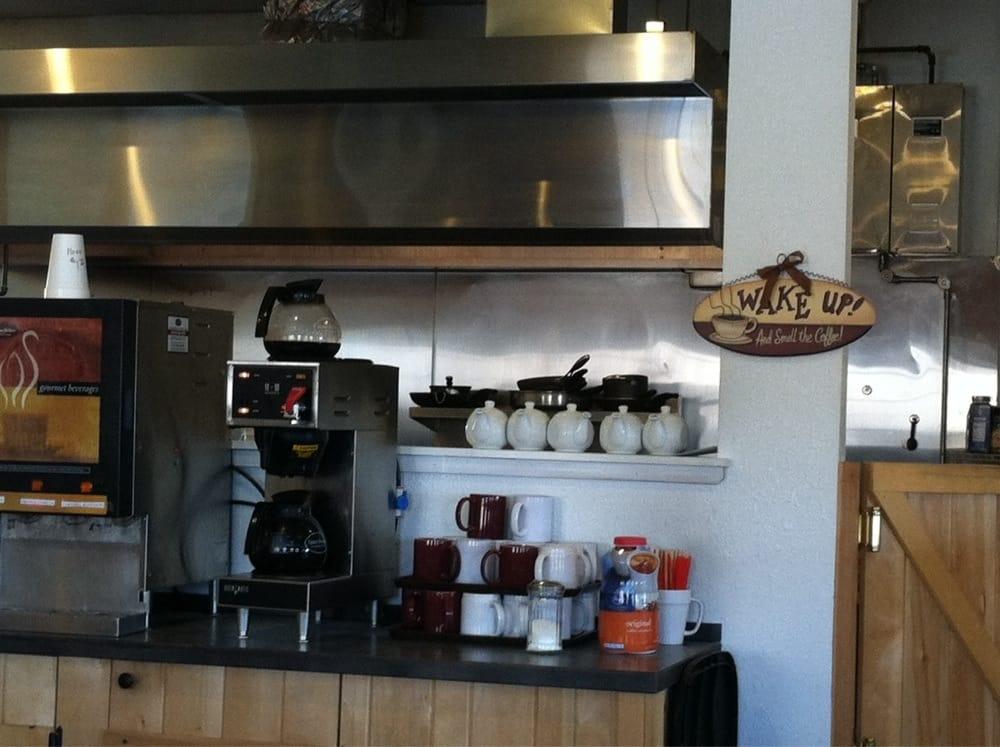 Silver Dollar Cafe: 30501 State Rte 24, Sunnyside, WA