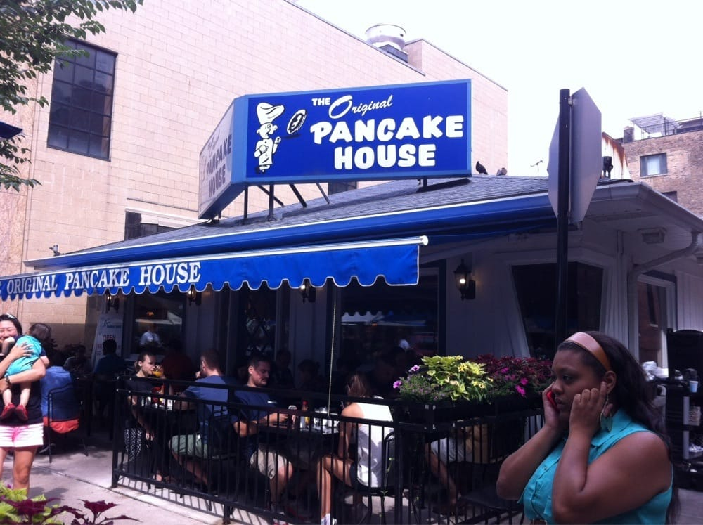Restaurants Near The Knickerbocker Chicago