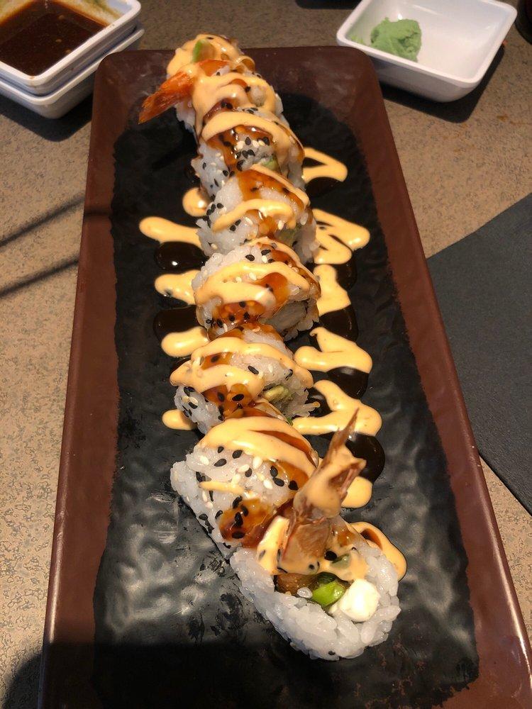 Stonefish Sushi & More: 16 W Main St, Cortez, CO