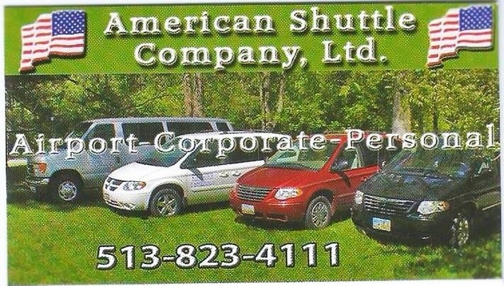 Photo of American Shuttle Company: Milford, OH