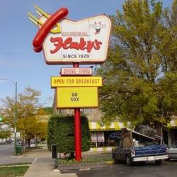 Fluky S Hot Dogs