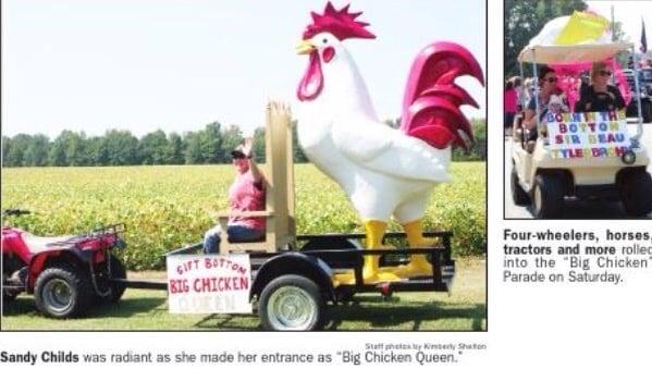 5K Rooster Fun Run Walk Benefit For Havis' Kids: 189 Cr 753, Corinth, MS