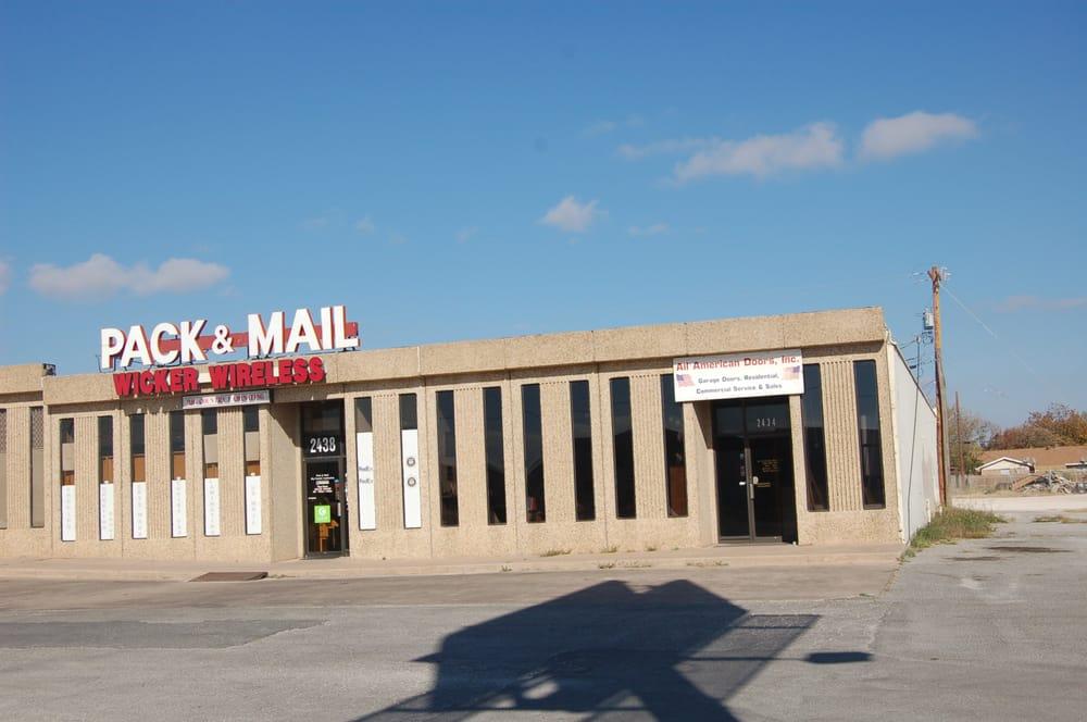 All American Doors: 525 Oak St, Abilene, TX