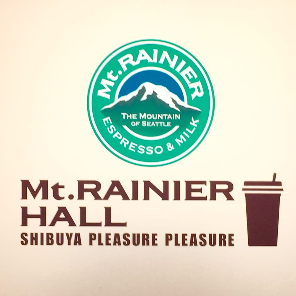 Mt.Rainier Hall Shibuya Pleasure Pleasure