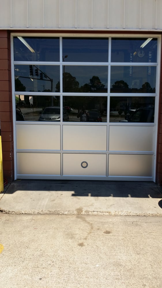 Aluminum Full View Glass Door Yelp