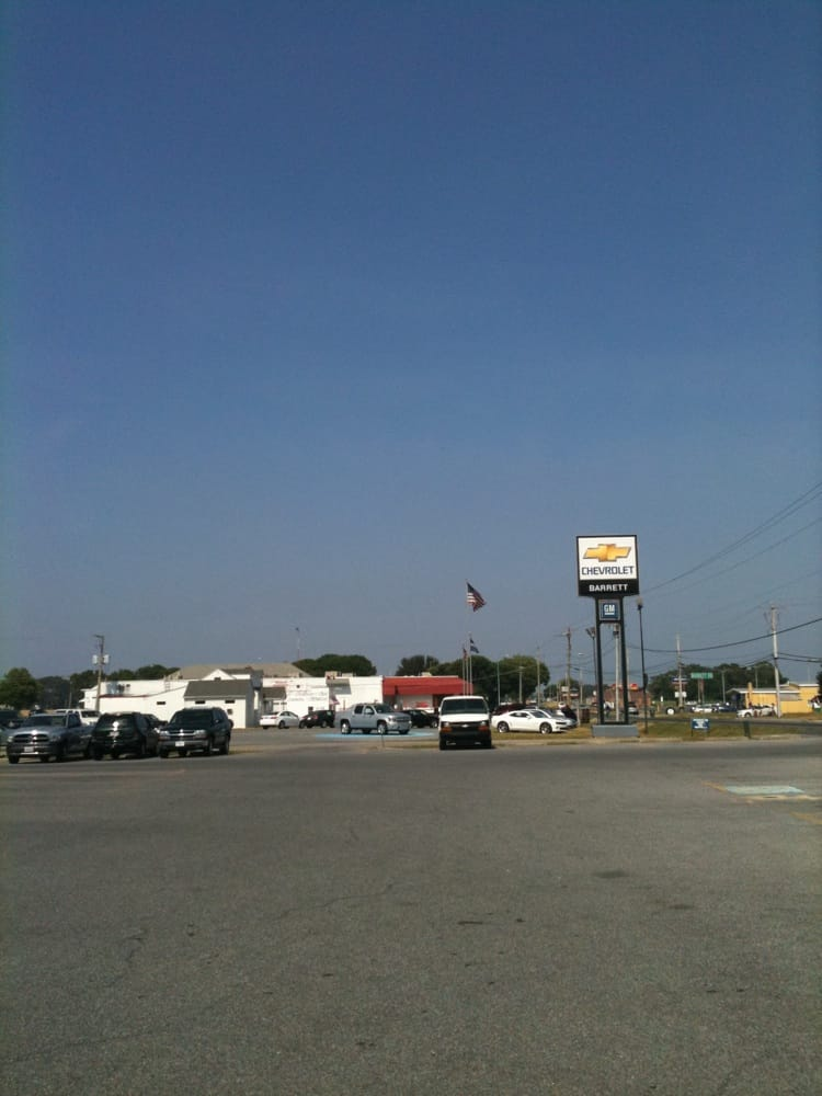 Barrett Chevrolet, Inc.: 10419 Old Ocean City Blvd, Berlin, MD