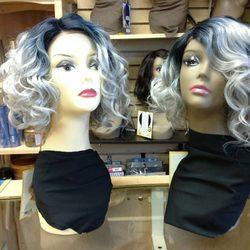 Ebony hair design