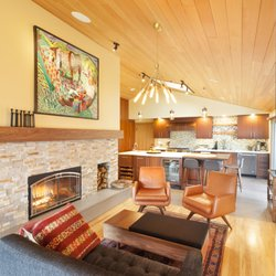 Attractive Home Services Interior Design · Photo Of Milieu   Spokane, WA, United  States. Completed Mid Century Ranch House