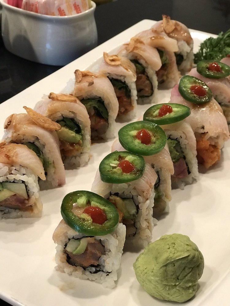 Here Asian Sushi & Bar: 860 E TX-114, Roanoke, TX