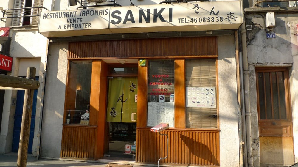 restaurant japonais sanki yelp. Black Bedroom Furniture Sets. Home Design Ideas