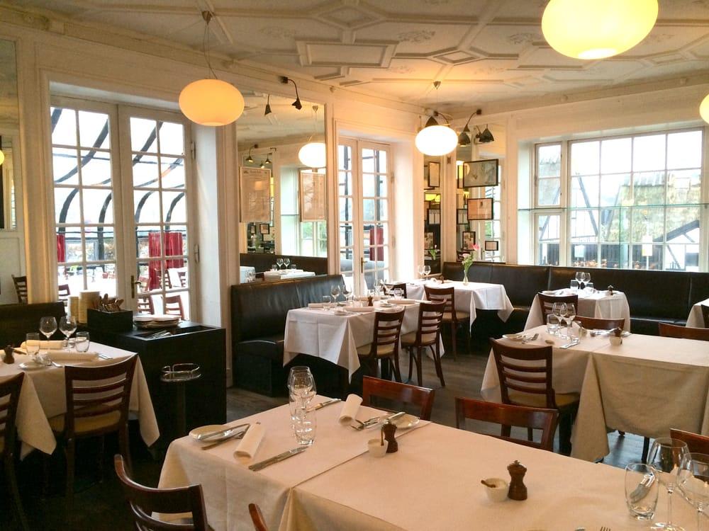 Restaurant skovshoved hotel 16 foto cucina europea for Hotel numero