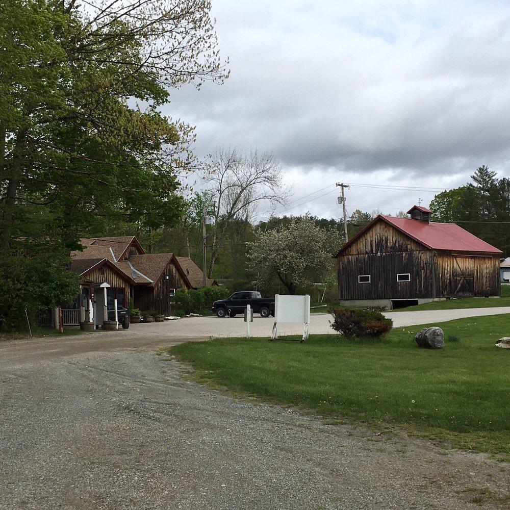 Camping On the Battenkill: 48 Camping On Battenkill, Arlington, VT