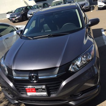 Photo Of Dch Honda Mission Valley San Go Ca United States