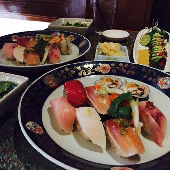 Musashino sushi dokoro 415 photos 553 reviews for Aka japanese cuisine menu