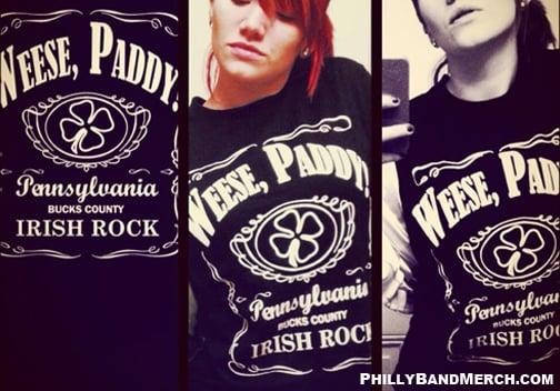 Philly Band Merch: 2 Anderson Ave, Ardmore, PA