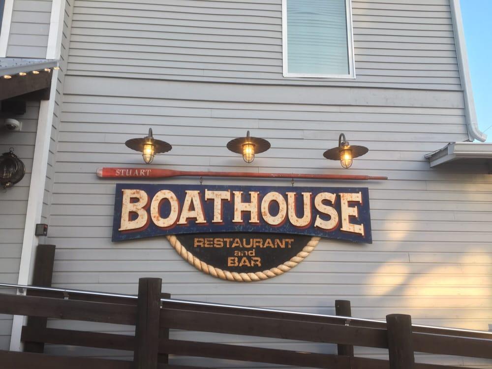 Boathouse Restaurant Stuart Fl