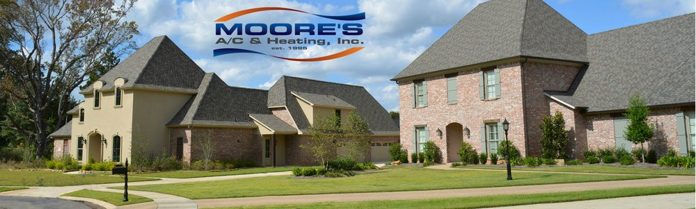 Moore's A/C & Heating: 1100 Hawn Ave, Shreveport, LA