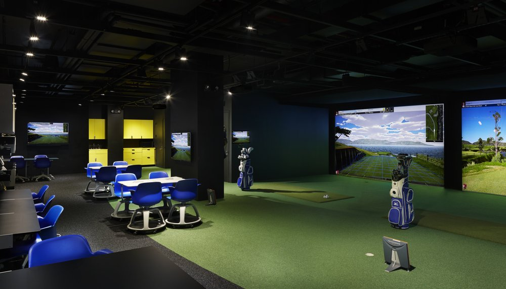 The Bridge Golf Learning Center: 40 West 117th St, New York, NY