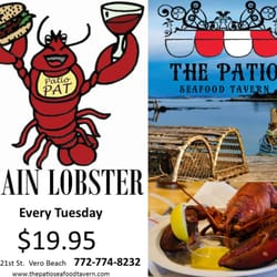 Photo Of The Patio Seafood Tavern   Vero Beach, FL, United States.