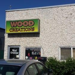 Wood Creations Art Supplies 2420 S 1900th W Ogden Ut