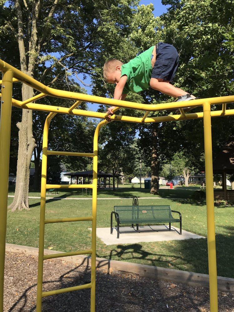 Nelson Park: 305 Benton St, Slater, IA