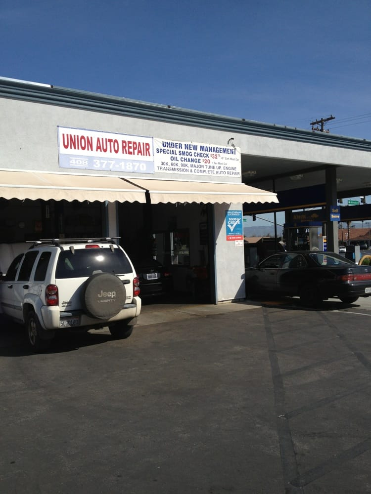 Union auto care 91 reviews mot test centres 3707 for United motors san jose