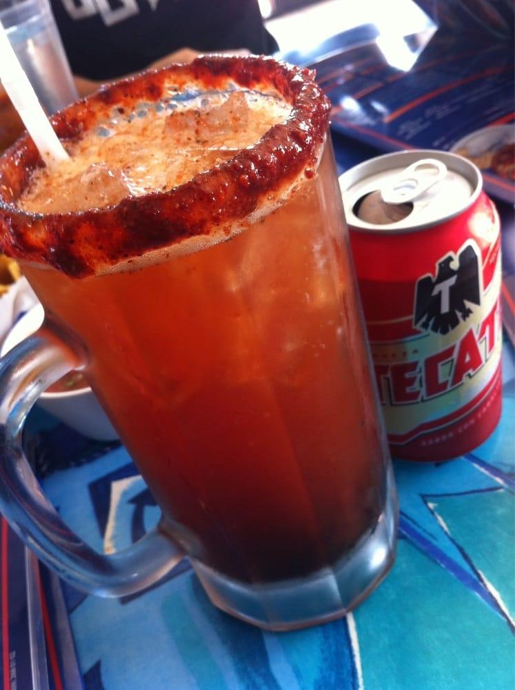 recipe: how to make micheladas with clamato [4]