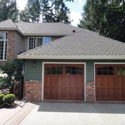 Superbe Photo Of Rainier Garage Door   Bellevue, WA, United States. Double Garage  Door