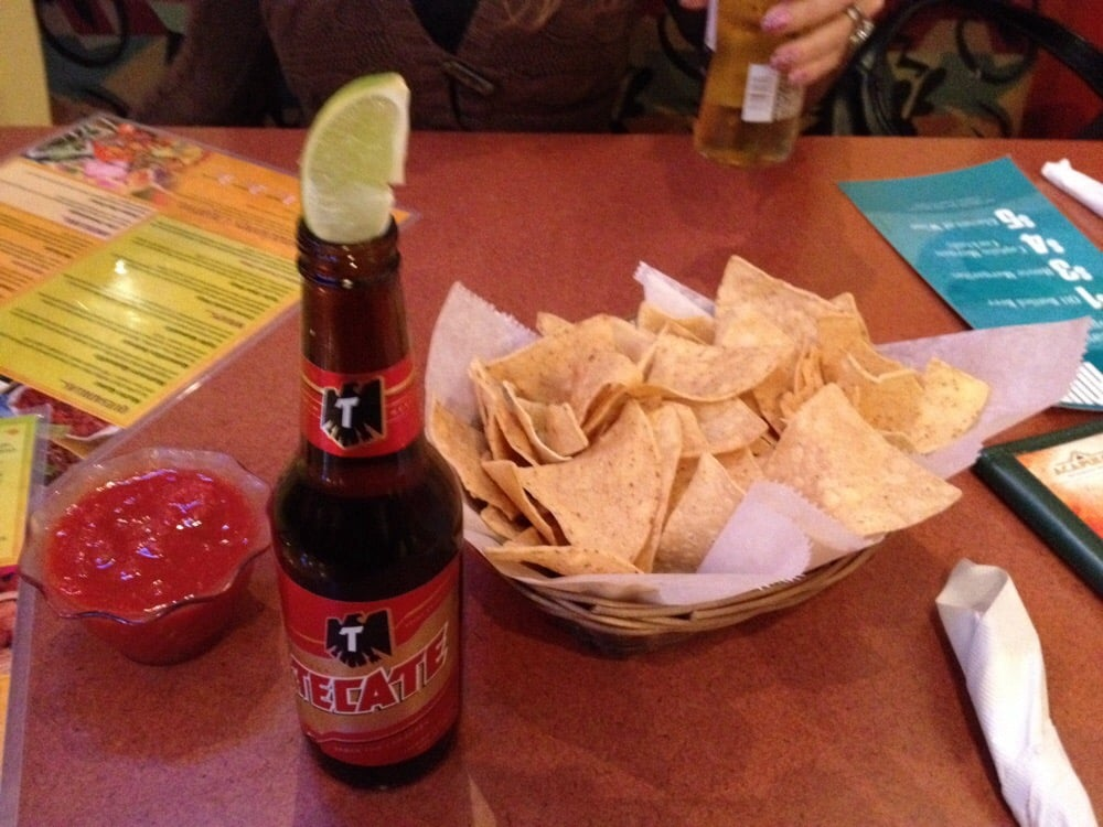 Chips salsa tecate yelp for Acapulco loco authentic mexican cuisine