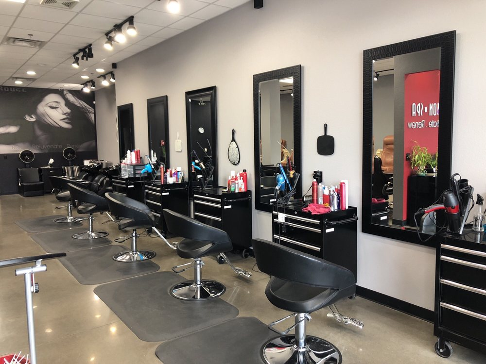 Rouge Salon and Spa: 800 SE Walton Blvd, Bentonville, AR
