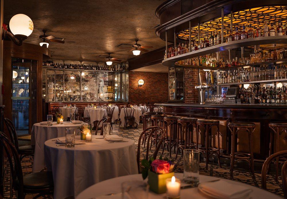 Italian Restaurants In Nyc: LAVO Italian Restaurant