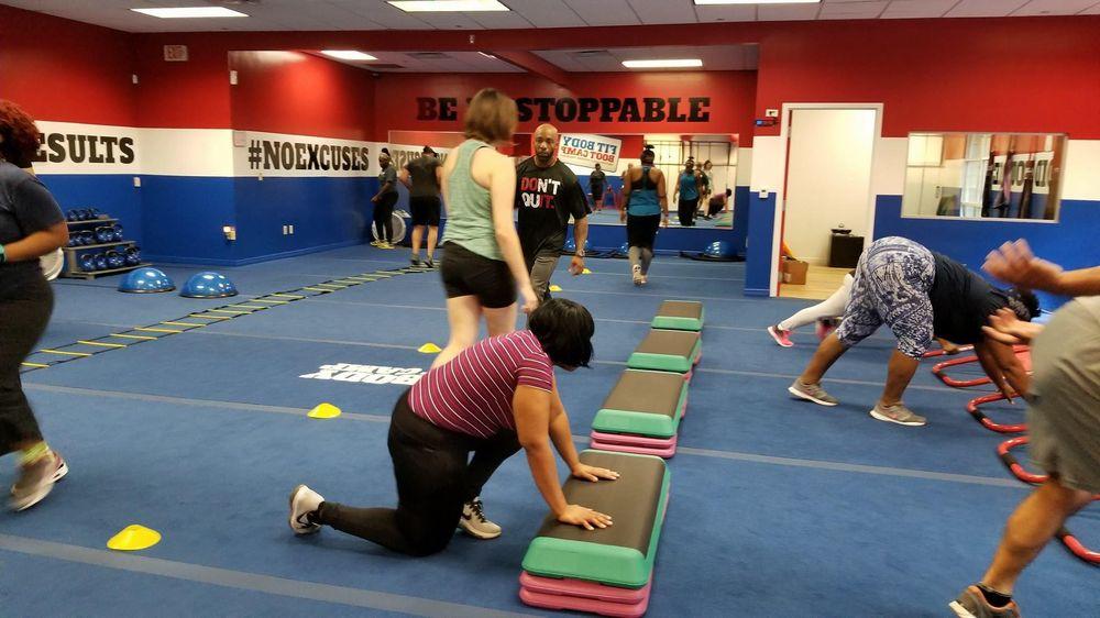 Metrowest Fit Body Boot Camp: 1701 Park Center Dr, Orlando, FL