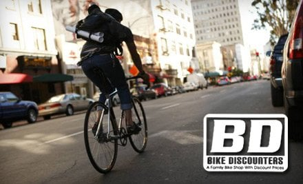 Bike Discounters: 438 Lake Ave, Saint James, NY